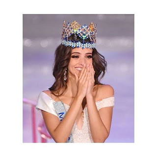Mexico's Vanessa crowned Miss World 2018