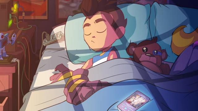 Mike Shinoda Meluncurkan Teaser untuk Video Musik Animasi Buatannya