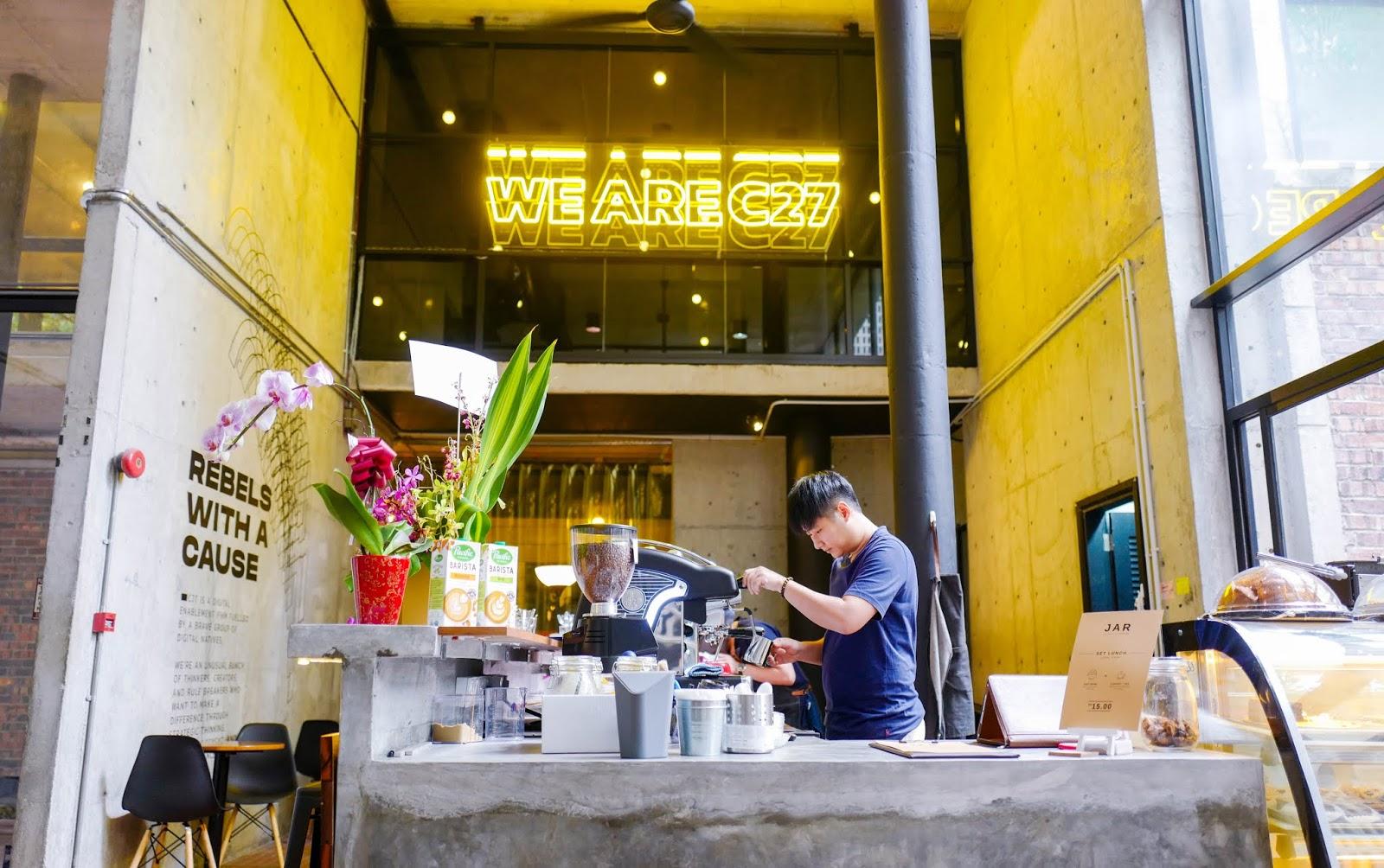 Jar Coffee, Damansara Perdana