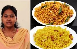 ஸ்வீட் பூந்தி / காரா பூந்தி பேக்கரி ஸ்டைலில் சுலபமா செஞ்சிடலாம்   Snacks Recipes in Tamil