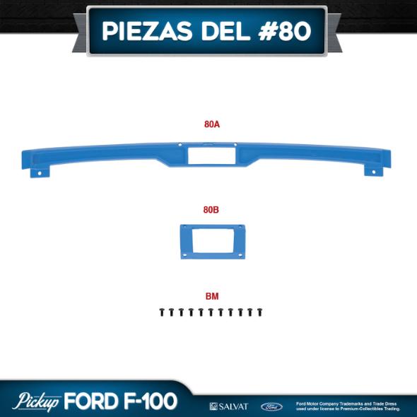 Entrega 80 Ford F-100