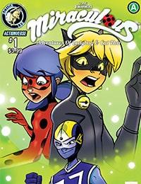 Miraculous: Adventures of Ladybug and Cat Noir