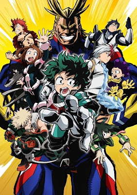 My Hero Academia Review Anime
