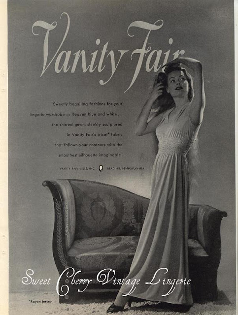 70590180494 Vintage Vanity Fair Ads  Here are a few of my favorite vintage Vanity Fair  magazine advertisements. I have over 100