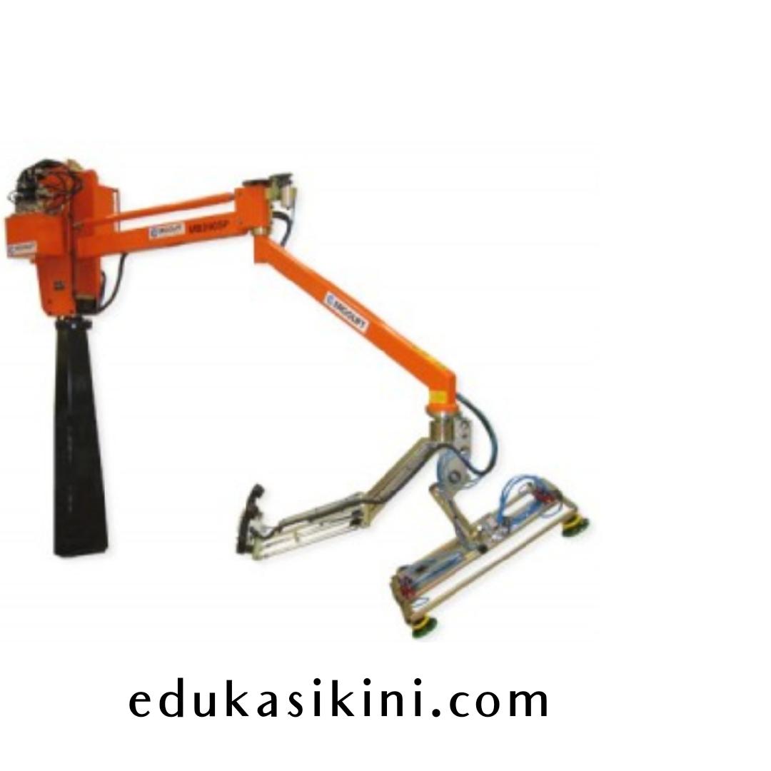Manipulator Industri atau Manipulator Robotika Penjelasan Serta Berbagai jenisnya