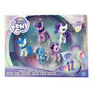 My Little Pony Sparkle Unicorn Collection Trixie Lulamoon Brushable Pony