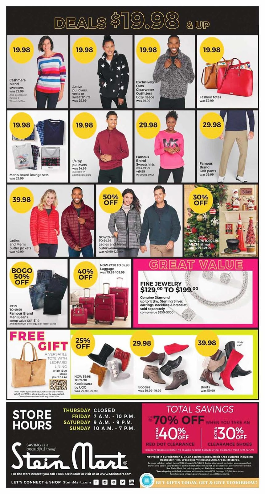 Stein Mart Black Friday 2019 Page 2