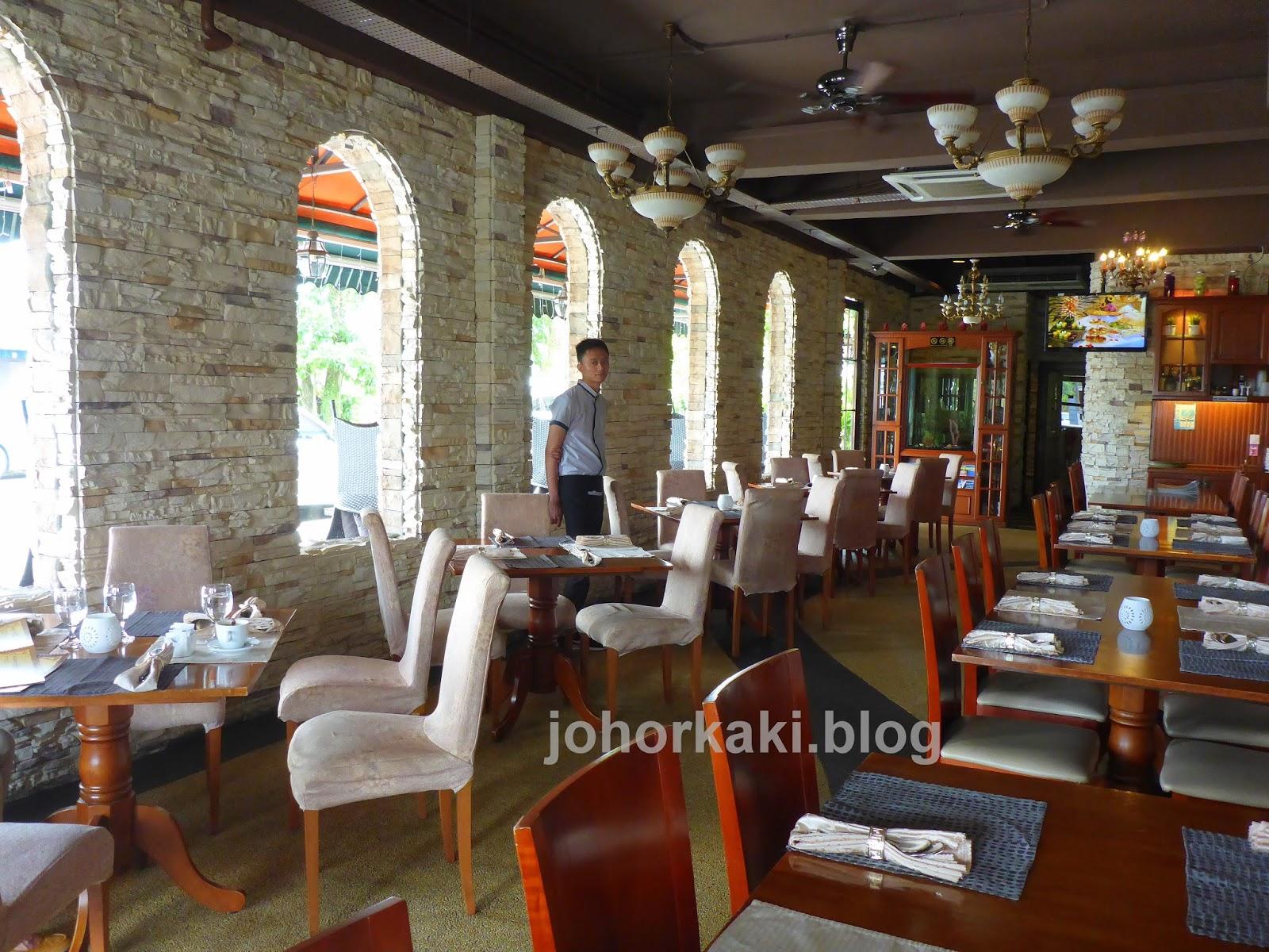 Vilaggio restaurant in skudai johor bahru ⭐⭐⭐ tony