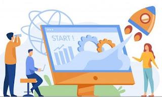 pekerjaan milenial  dengan gaji besar dengan menjadi  startup