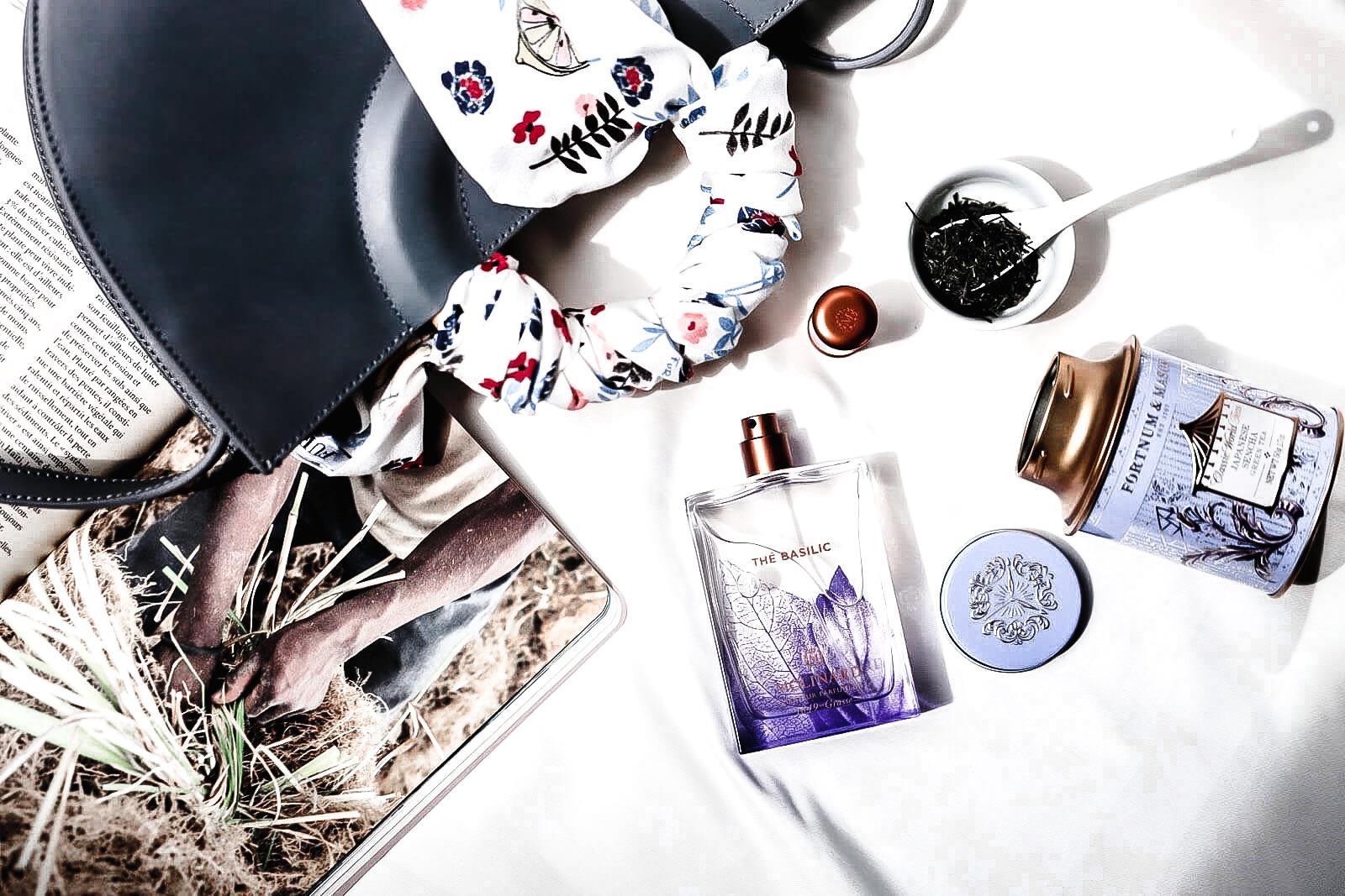 Molinard Thé Basilic Parfum Avis