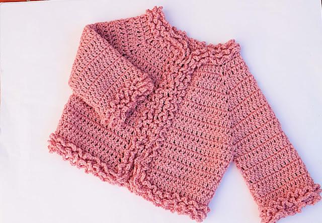 2 - Crochet Imagenes Chaqueta de invierno a crochet y ganchillo por Majovel Crochet