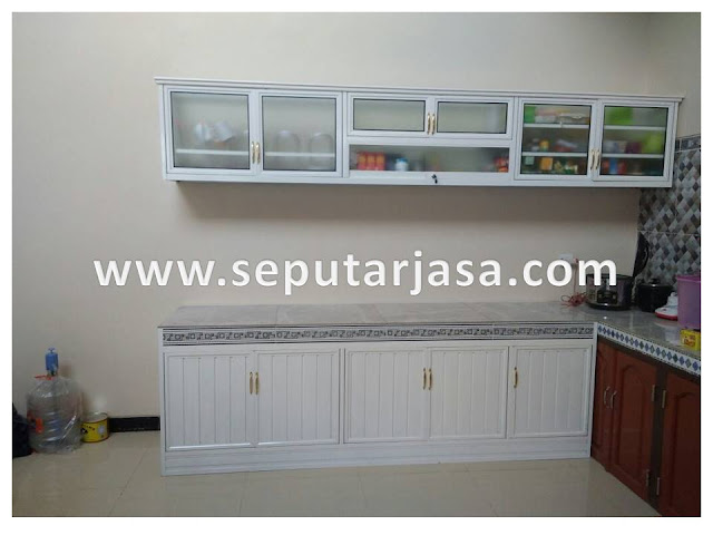 kitchen set ponorogo