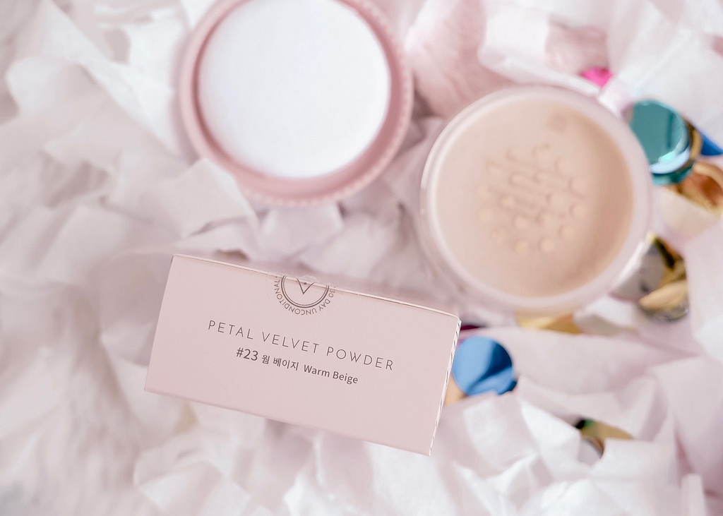 Quick Review: Althea Korea Petal Velvet Sunaway & Petal Velvet Powder