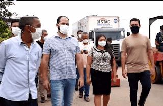 Paulo Curió lança Programa Tudo Limpo em Turilândia