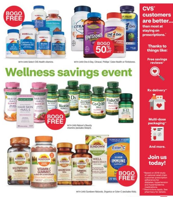 CVS Weekly Ad Preview 1/19-1/25 Page-4