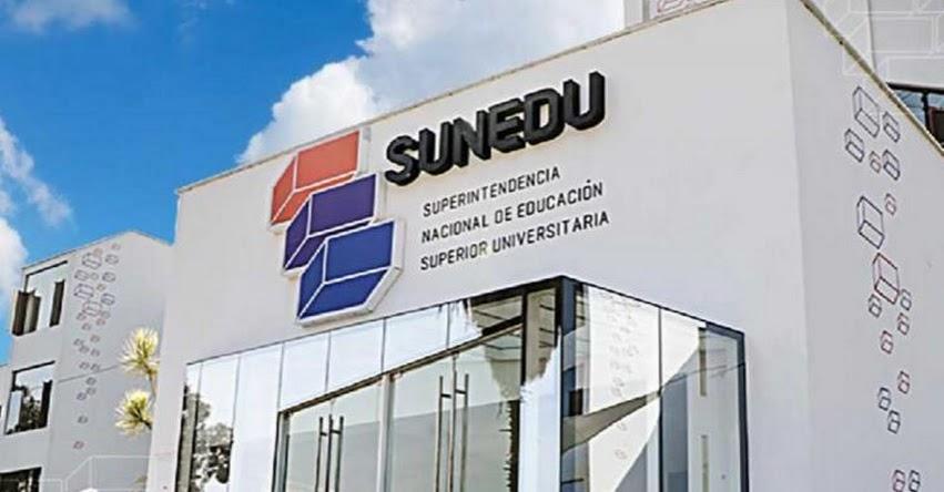 SUNEDU: Estas 6 universidades con licencia denegada ya inician proceso de cierre - www.sunedu.gob.pe