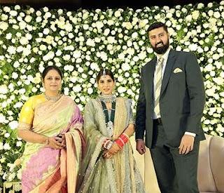 Jayasudha Family Husband Parents children's Marriage Photos