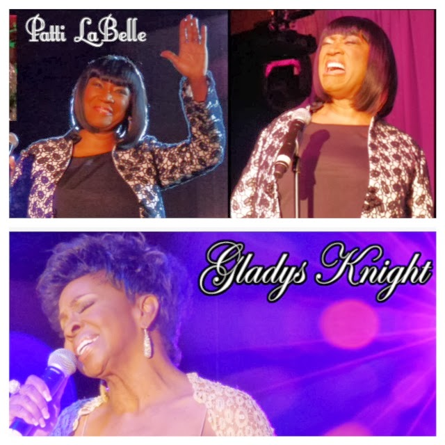 The A List Zone Patti Labelle And Gladys Knight Take Over
