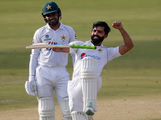 Pakistan vs South Africa 1st Test 2021 Highlights