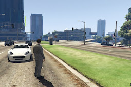 Cara Setting Graphics GTA V Very High, High dan Normal