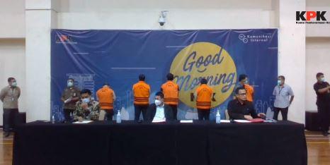 Edhy Prabowo Ditetapkan Sebagai Tersangka;  Mundur dari Menteri dan Partai