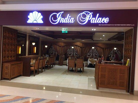 مطعم القصر الهندي