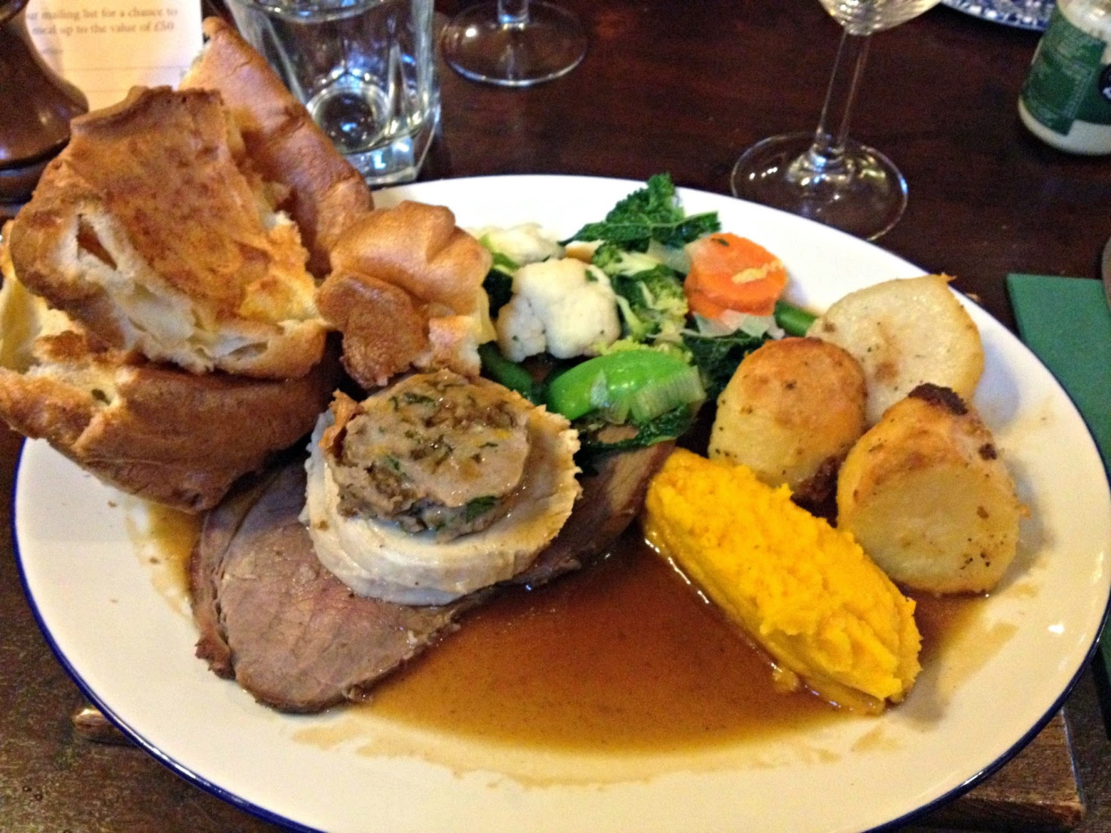 Old Orchard Sunday Roast