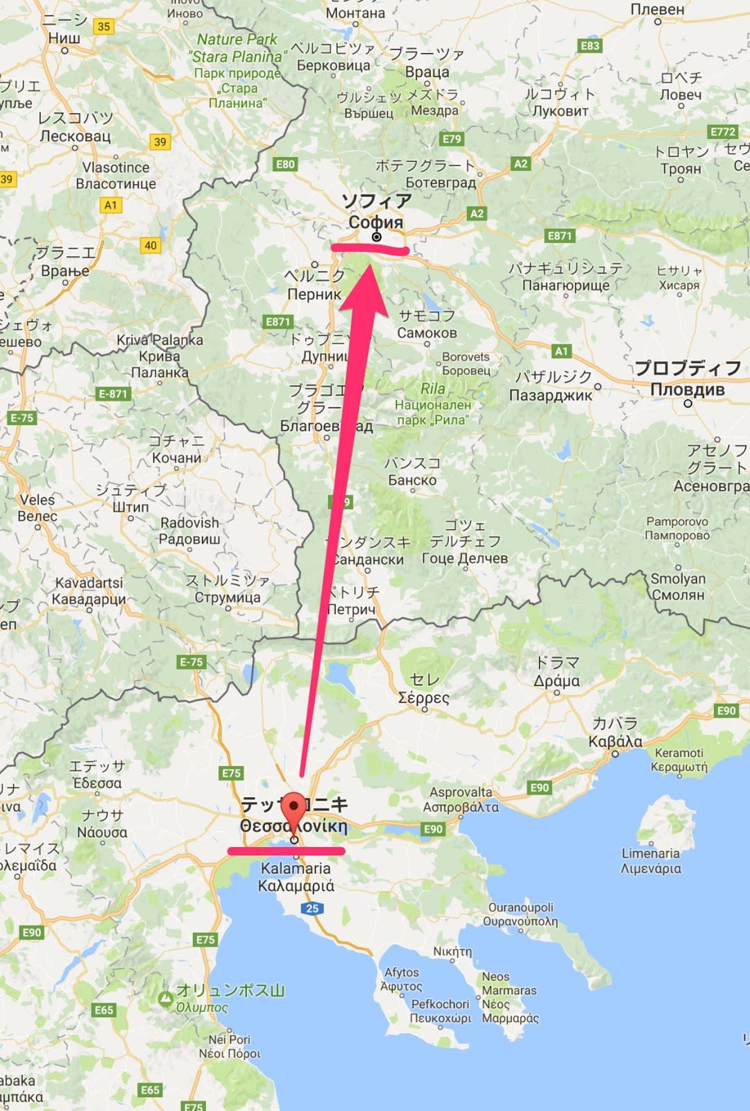 こうやのロシア東欧探訪: ギリシ...