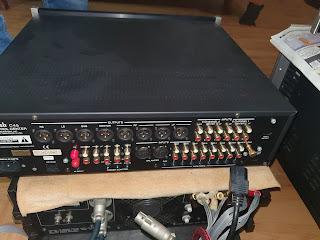 Mcintosh Mc 45 pre amp (Used) 20210506_111432