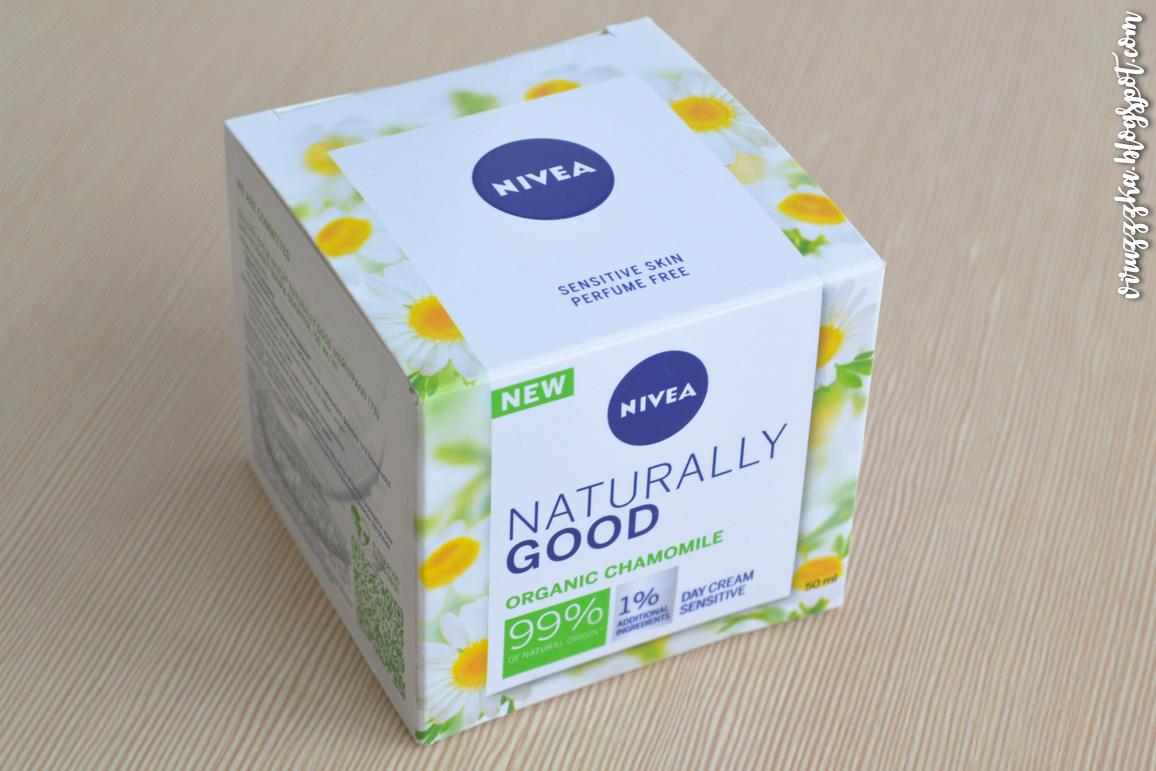 Nivea Naturally Good Day Sensitive Care Review