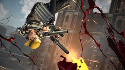 Attack On Titan 2 Final Battle Game Screenshot 7