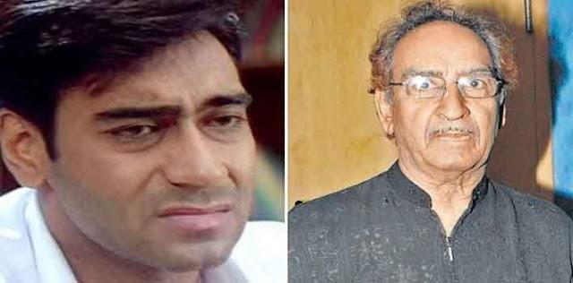 अजय देवगन के पिता वीरू देवगन का निधन, वीरू ने खुद से किया वादा निभाया