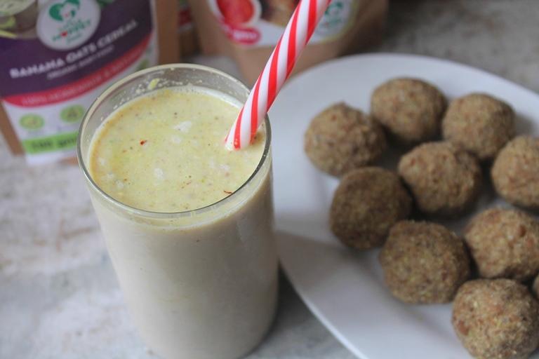 Organic ragi flour for babiesragi urad dal porridge mix recipe for chilled masala milk amp multigrain ladoos little moppet forumfinder Gallery