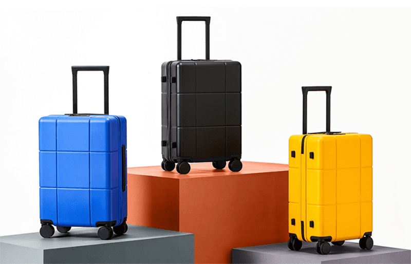 realme Adventurer Luggage arrives in the Philippines!