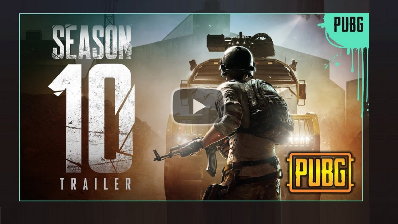 PUBG Season 10 Official Trailer Released: Watch Now