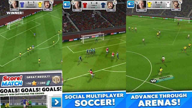 10 Best Football Games for Android offline