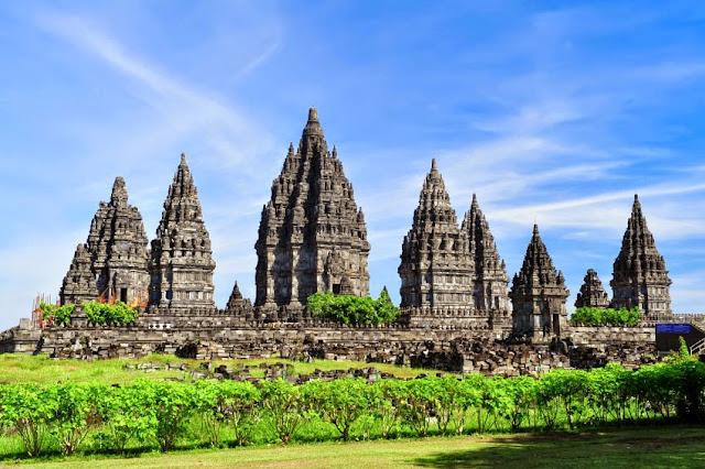 Wisata Jogja Candi Prambanan