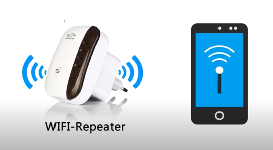 How To Use your Android Phone as WiFi Repeater/Extender | Net Share
