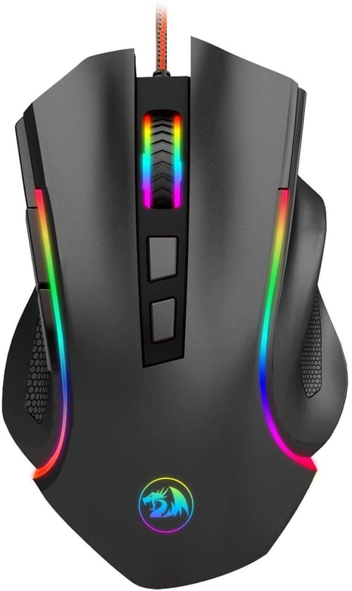 Review Redragon M602 RGB Wired Gaming Mouse