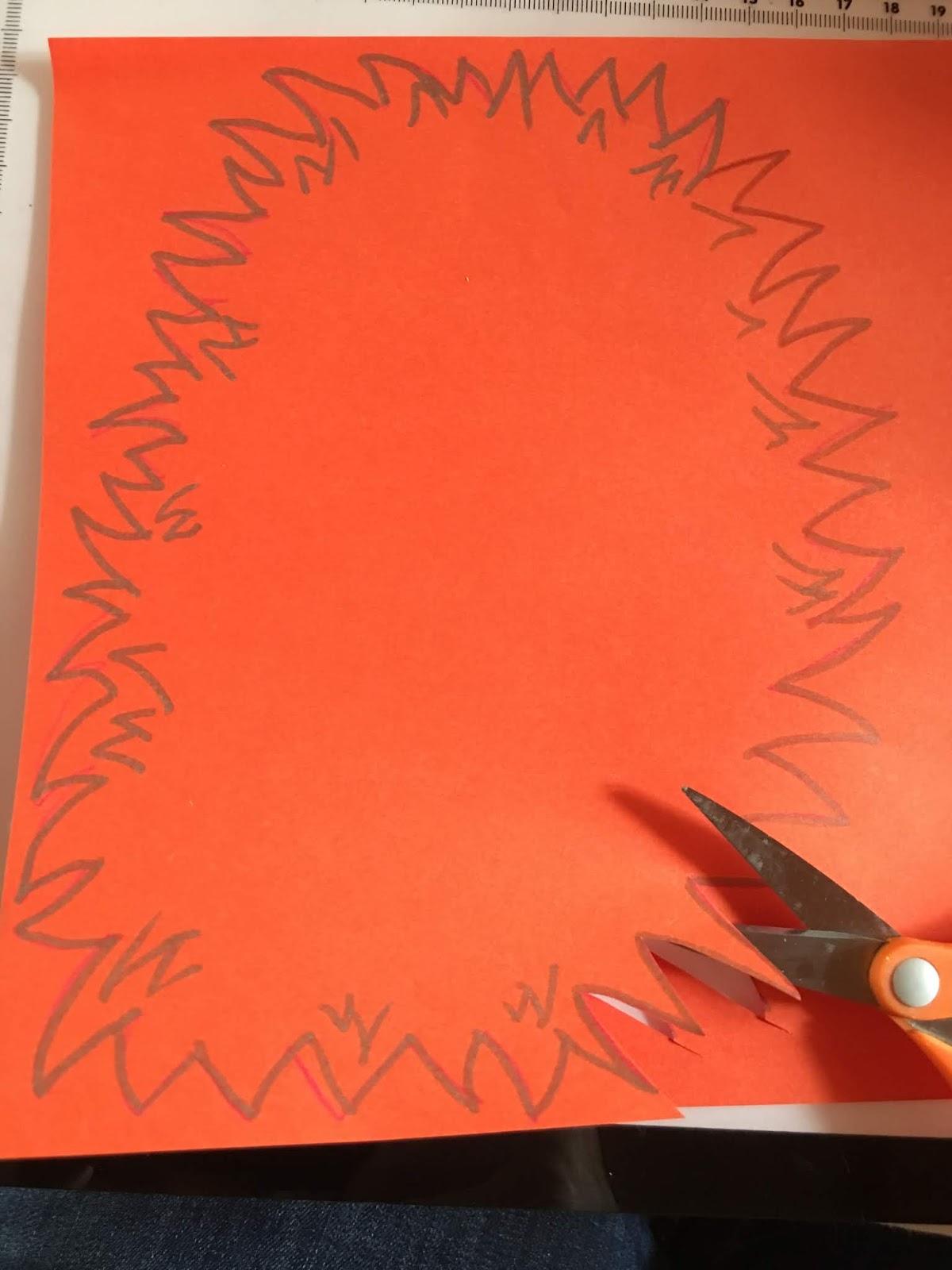 La Boite A Idees De L Atelier 3b Herisson D Automne Et De Printemps