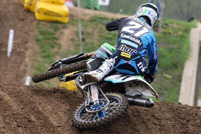 RAPTOR TITANIUM: Sevlievo, Bulgaria Results: MXGP World