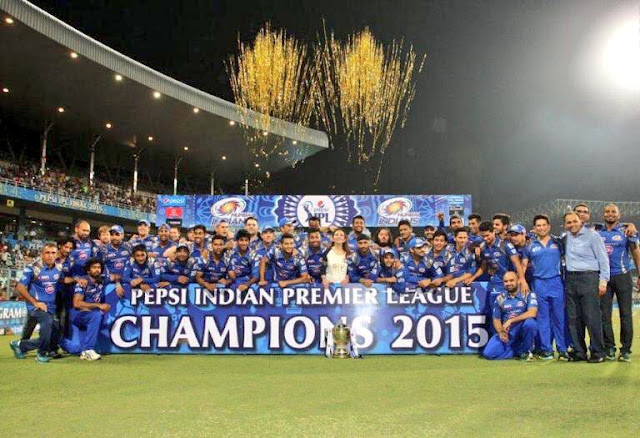 Mumbai Indians Closing Ceremony Highlights With Trophy IPL 10