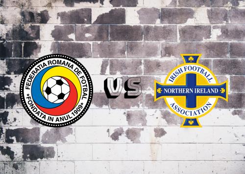 Rumanía vs Irlanda del Norte  Resumen