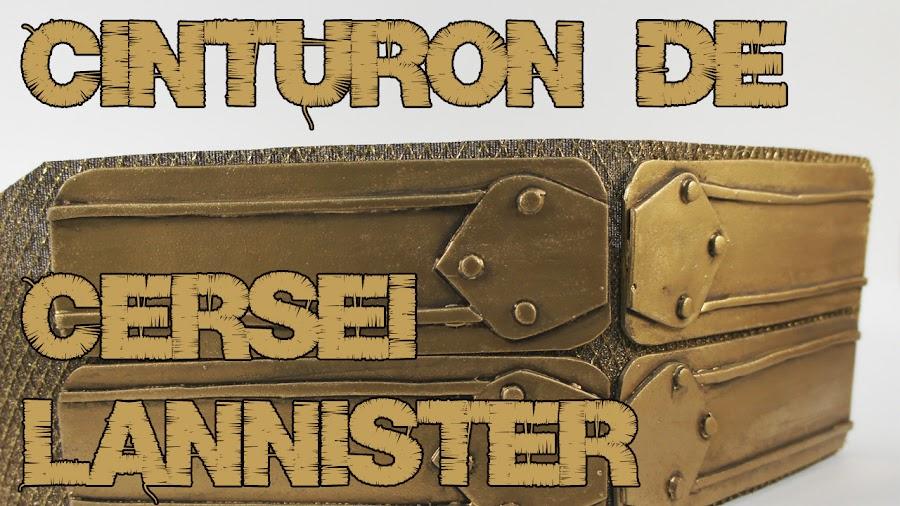 diy cinturon cersei lannister