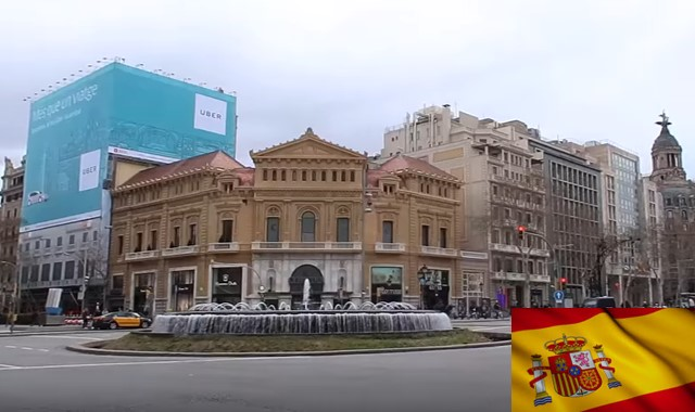 profil negara spanyol