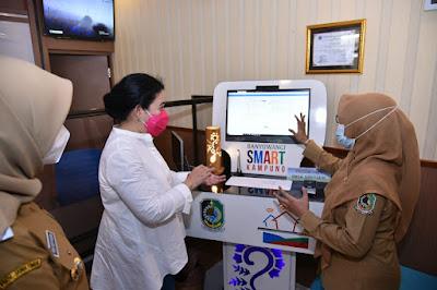 Puan Maharani : Pelayanan Terbaik ASN Bentuk Paling Nyata Kehadiran Negara