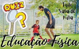Prova online de educação física sobre o Futsal: História, Regras e Fundamentos