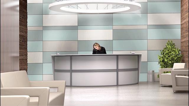OFM Marque Welcome Desk