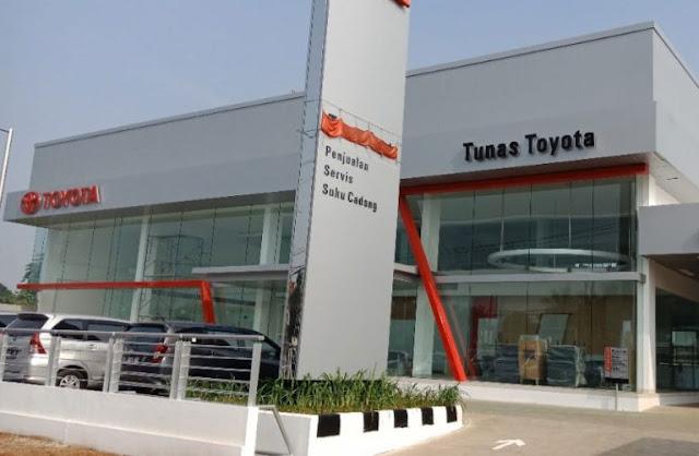 Lowongan Kerja Customer Relation Coordinator Tunas Toyota Balaraja