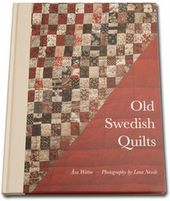 Old Swedish Quilts Asa Wettre